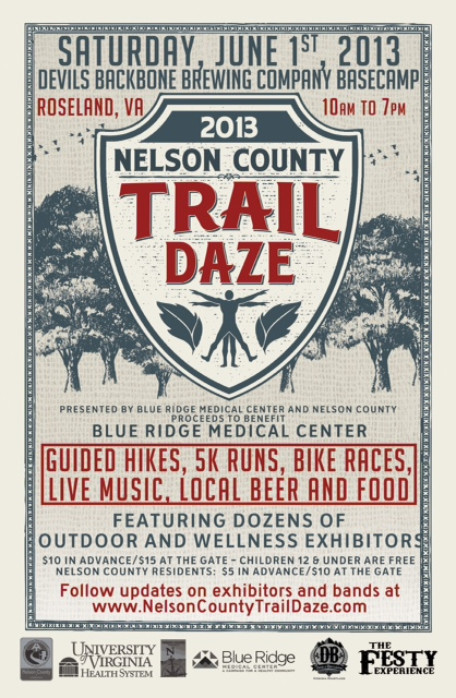 Nelson County AT Community Trail Days